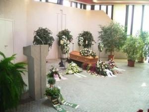 Innenraum Kapelle Harleshausen