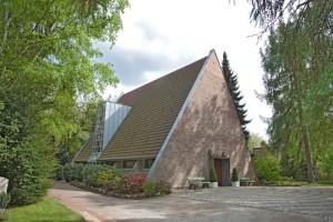 Außenansicht Kapelle